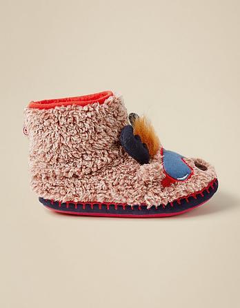 Milo Moose Slipper Boots