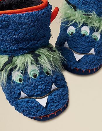 Freddy Monster Slipper Boots
