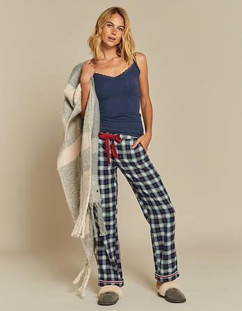 Heart Jacquard Classic Lounge Pants