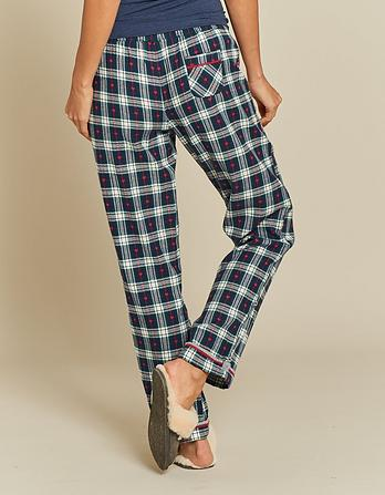 Heart Jacquard Classic Lounge Pants