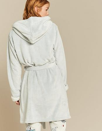 Soft Penny Dressing Gown