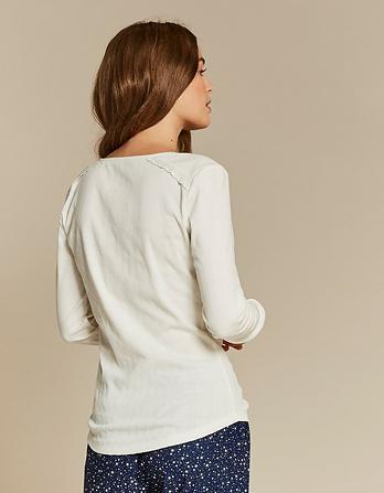 Maizey Henley T-Shirt