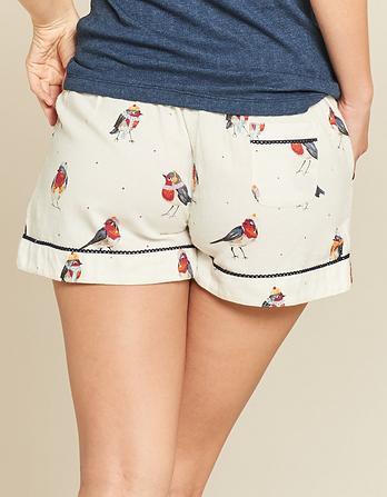 Robins Pajama Shorts
