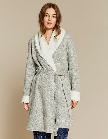 Weston Soft Fleece Bath Robe
