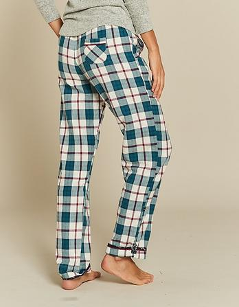 Dundee Check Classic Lounge Pants