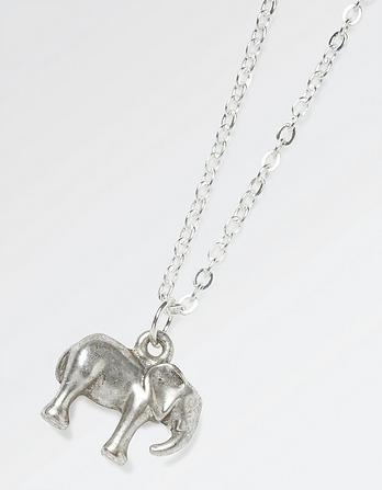 Elephant Short Necklace