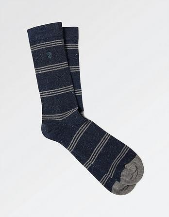 One Pack Arthur Stripe Socks