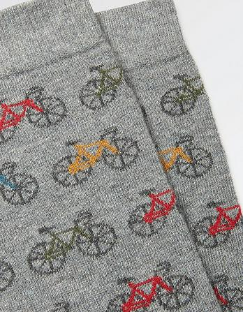 One Pack Multi Bike Socks