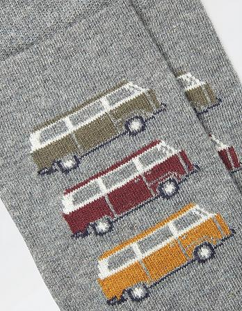 One Pack Camper Trio Socks