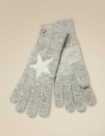Star Pattern Gloves