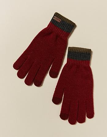 Mens Touchscreen Glove
