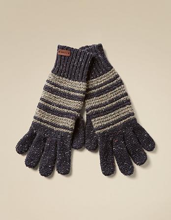 Multi Stripe Gloves
