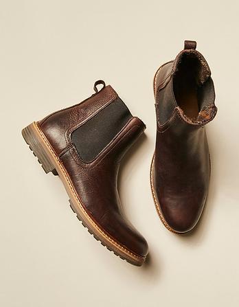 LNSU Coombs Chelsea Boots