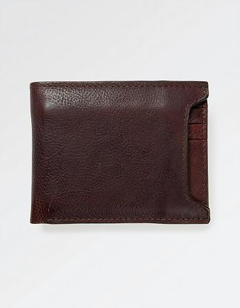 Multifunctional Leather Wallet