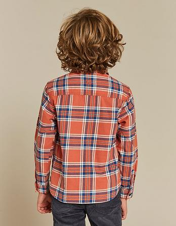 Daniel Large Check Shirt