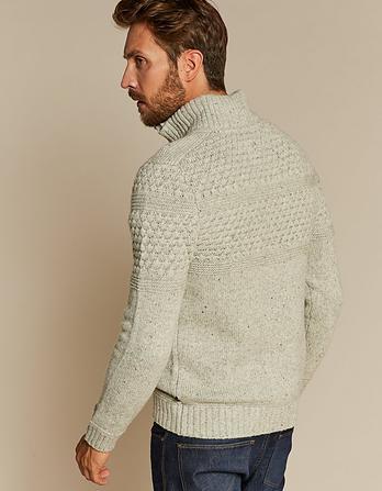 Brockhill Half Neck Sweater