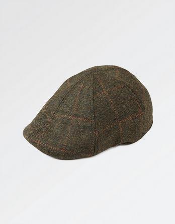 Herringbone Duckbill Hat