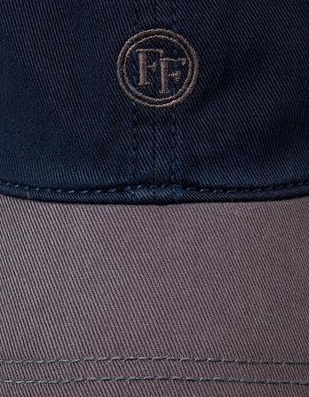 Canvas Twotone Baseball Cap