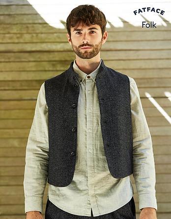 Folk Waistcoat