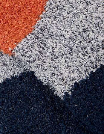 Colour Block Idaho Socks