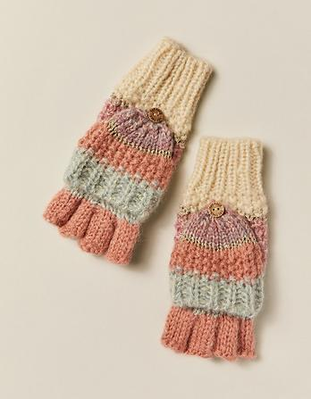Layla Knitted Mittens