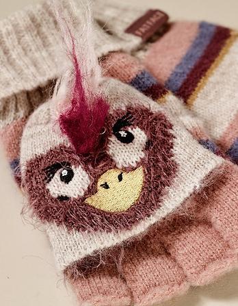 Elsie Emu Mittens