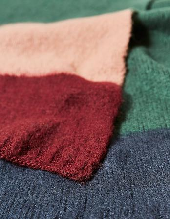 Ava Knitted Brushed Scarf