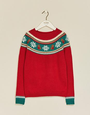 Rosie Robin Crew Neck Sweater