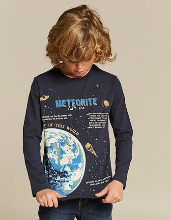 Natural History Museum Space Graphic T-Shirt