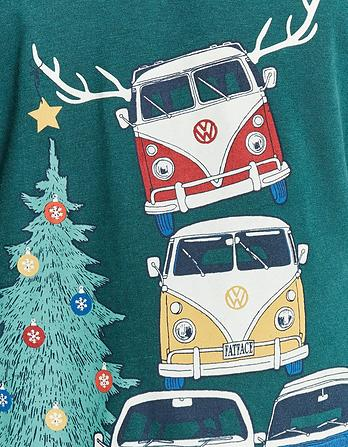 VW Christmas Graphic T-Shirt