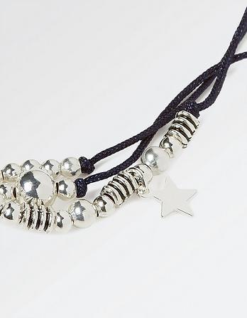 Star Multi Strand Bracelet