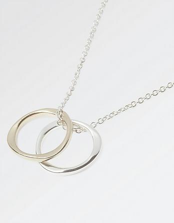 Ring Short Necklace