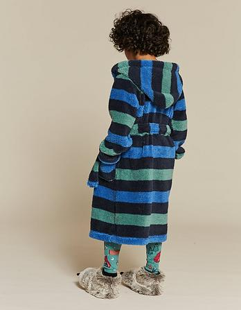 Stripe Bath Robe