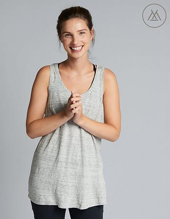 Athleisure Sally Racer Back Vest