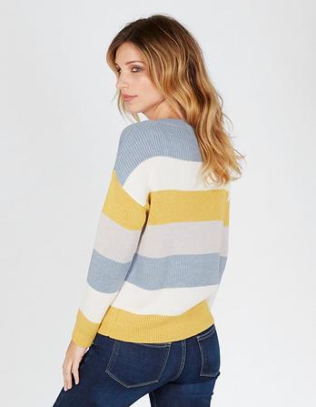 Haywood Stripe Sweater