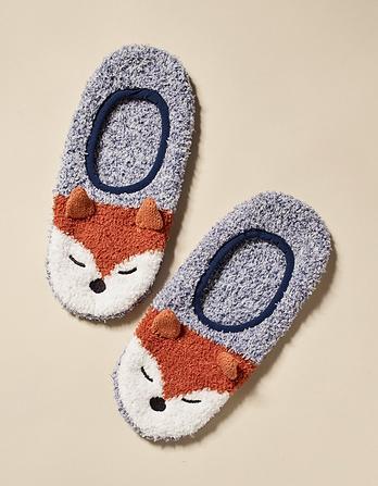 Fox Cozy Footsies