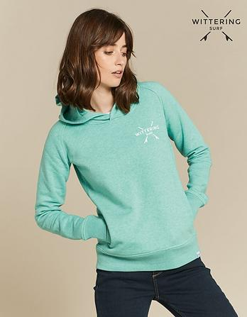 Wittering Surf Women's Low Tide Hoody