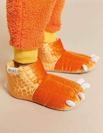 Zog Claw Foot Slippers