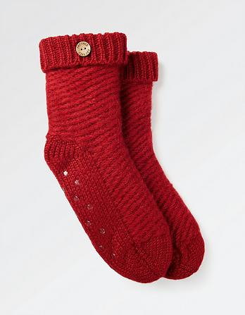 Rachel Bed Socks