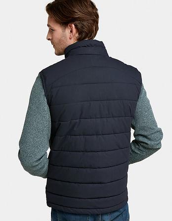 Ripstop Puffer Vest