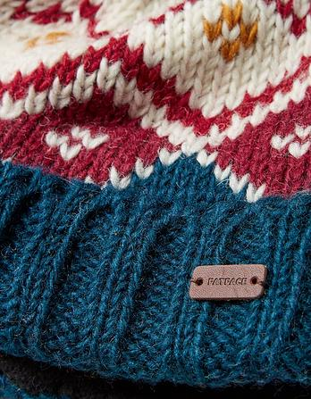 Diamond Knit Beanie