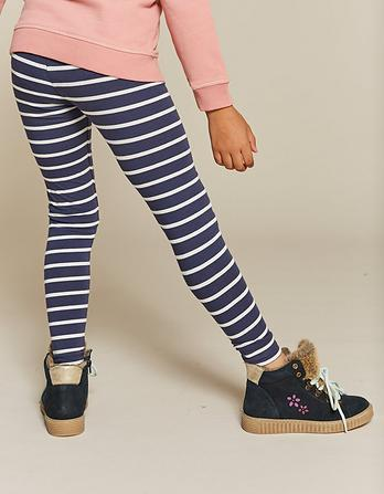 Two Pack Stripe Leggings