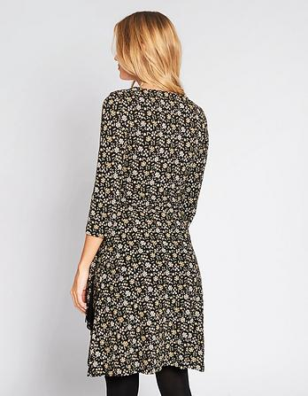Sadie Meadow Daisy Wrap Dress