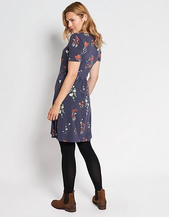 Natasha Botanical Floral Dress