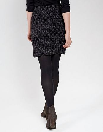 Jennie Jacquard Skirt