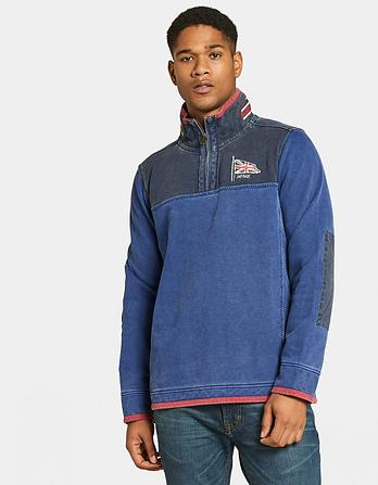 Union Jack Yoke Airlie Sweatshirt