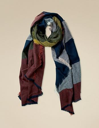 Tilly Stripe Scarf