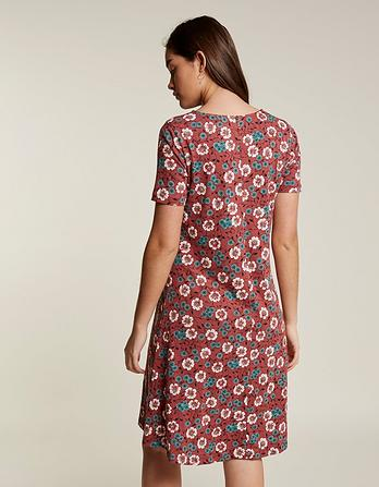Simone Posy Vine Dress