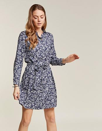 Shelley Prairie Shirt Dress