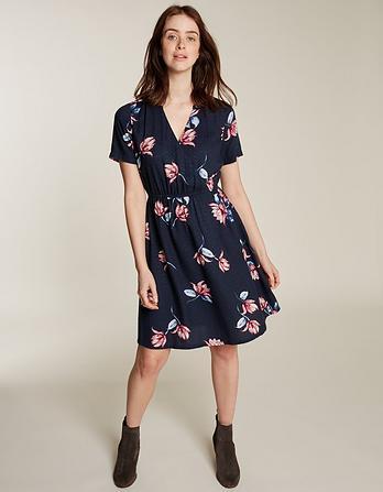 Victoria Waterlilies Dress